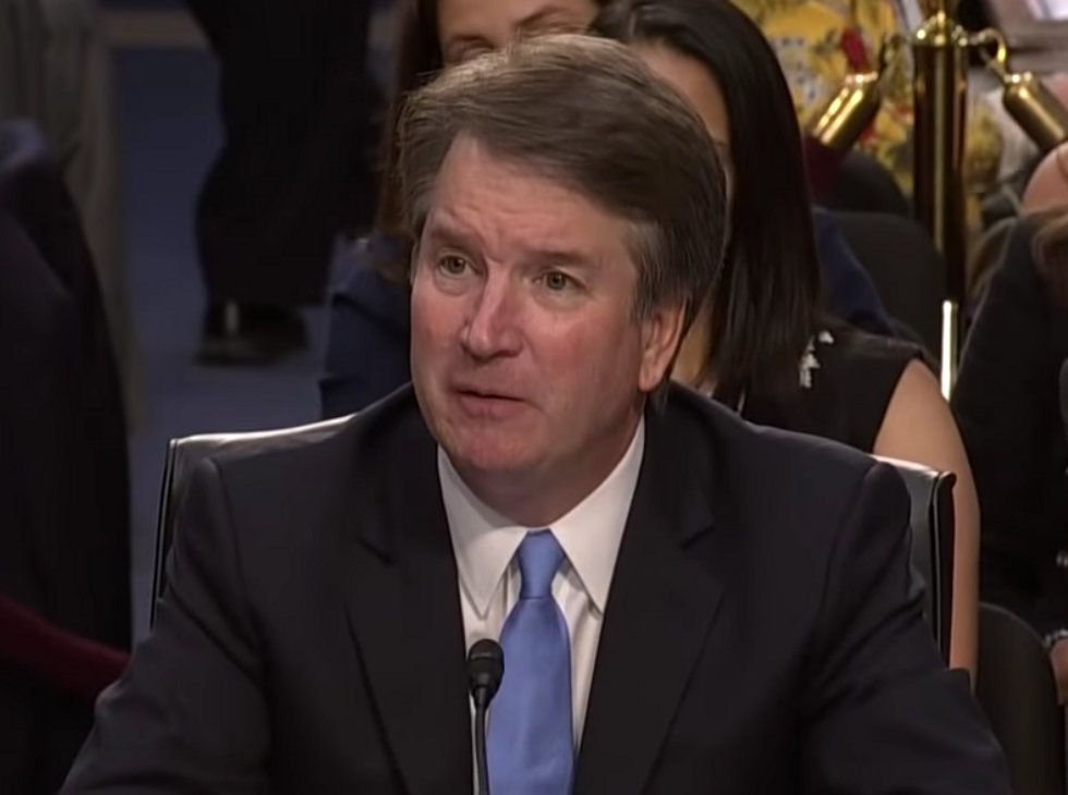 These Conservatives Have Already Begun a Disgusting Smear Campaign Against Brett Kavanaugh's Accuser