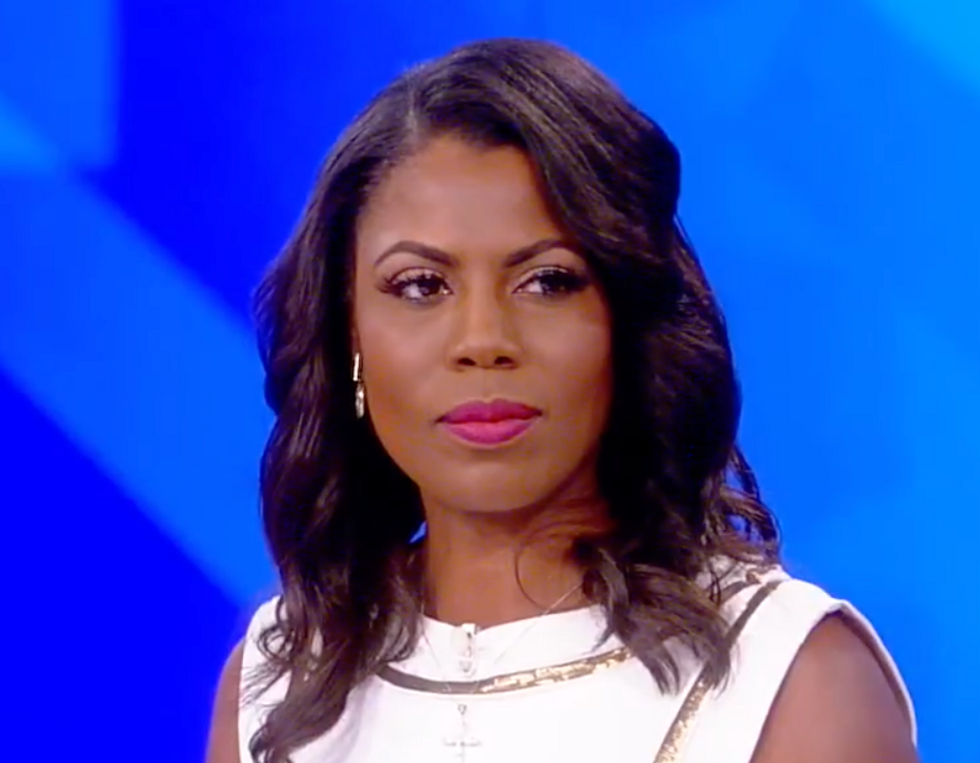 Omarosa Releases New Recording of Trump Team Joking and Laughing While Talking About American Soldiers Killed in Niger Ambush