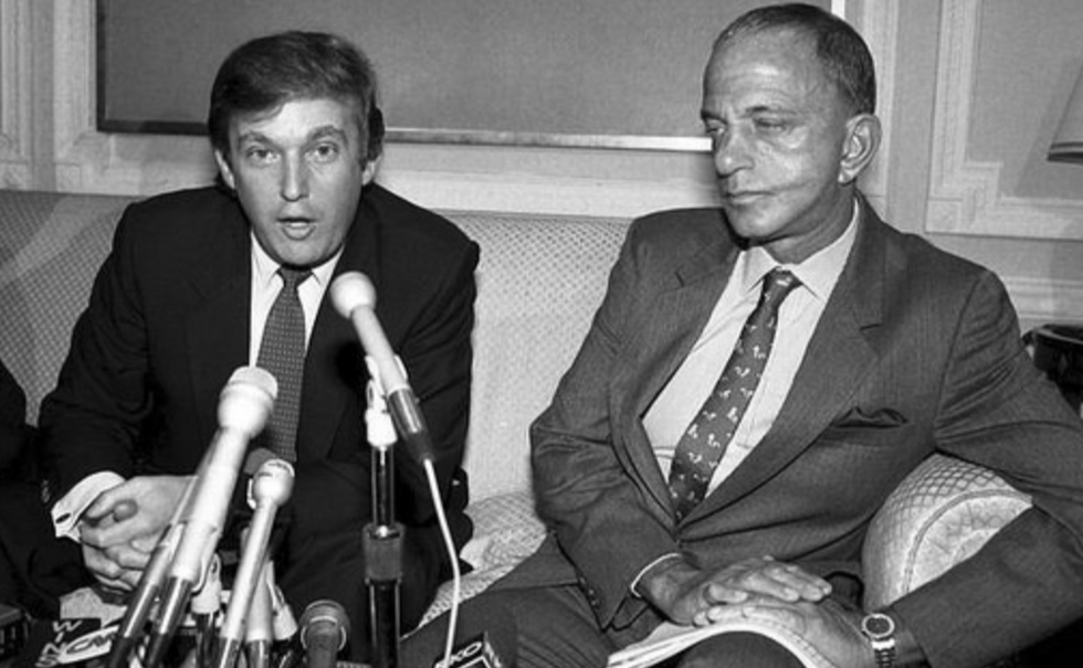 Michael Kirk's Latest 'Frontline' Documentary Decodes Trump's 'Showdown' Strategy  -  And His Connection to this McCarthy-Era Mastermind