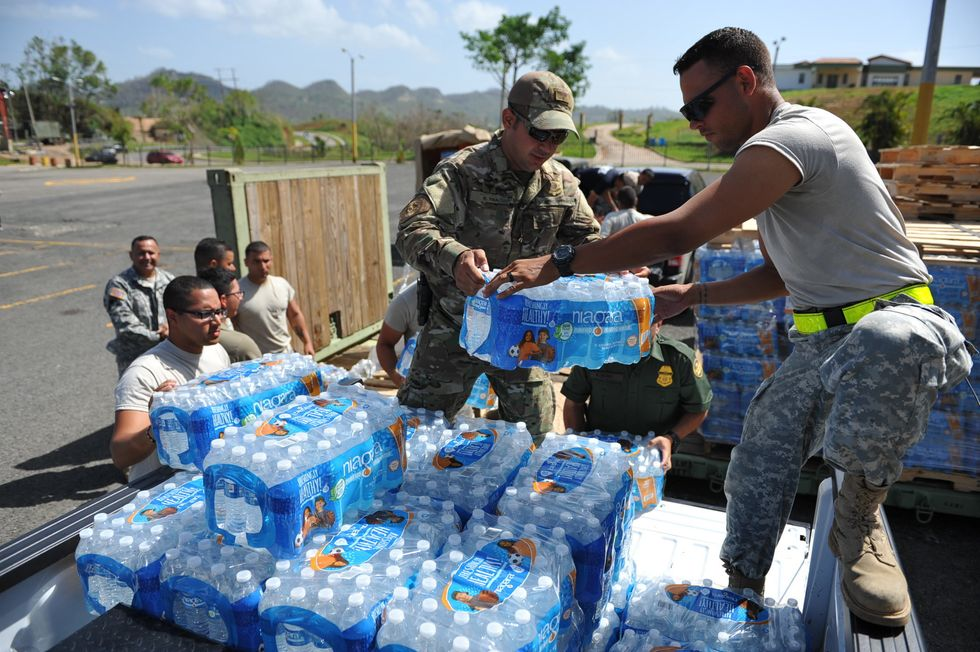 Federal official arrested on fraud and bribery charges in Puerto Rico disaster relief work