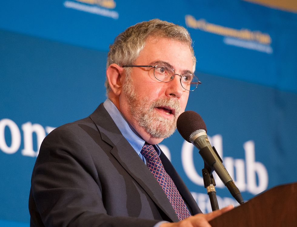'Selling Out America': Paul Krugman Explains How Trump and His Cronies 'Are Willing to Endanger Civilization' for Political Gain