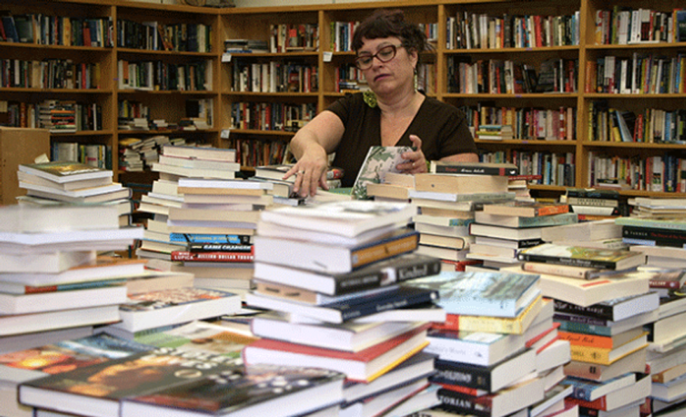 Pastors Who Tried to Ban Books in a Banned Book Display Didn't Fare Well