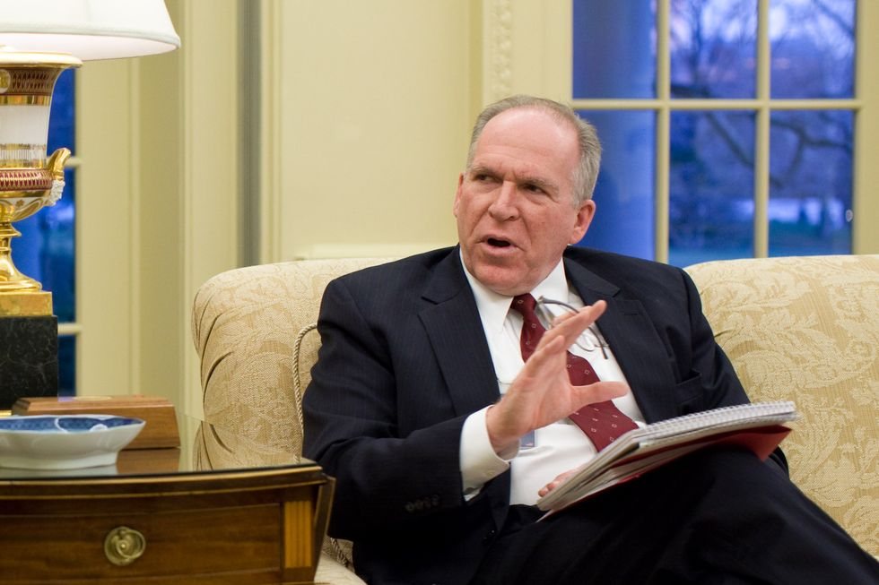 Brennan Says He's Considering Legal Action After Trump Revoked His Security Clearance