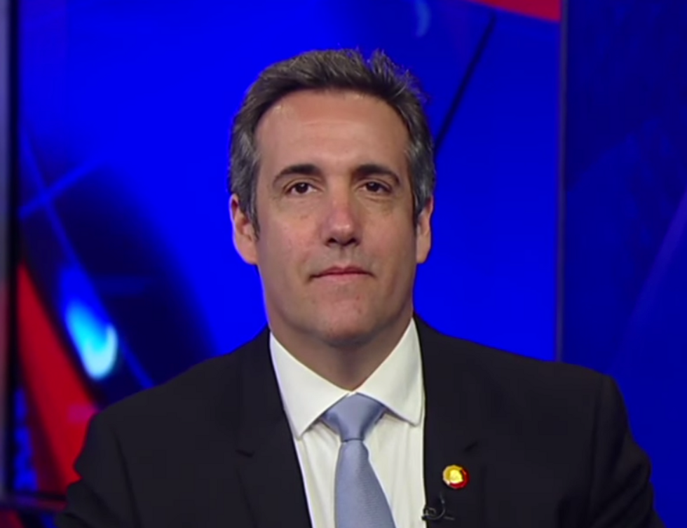 Michael Cohen Lets Loose About Trump's History of Racism  -  Alleges the President Said 'Black People Are Too Stupid to Vote for Me'