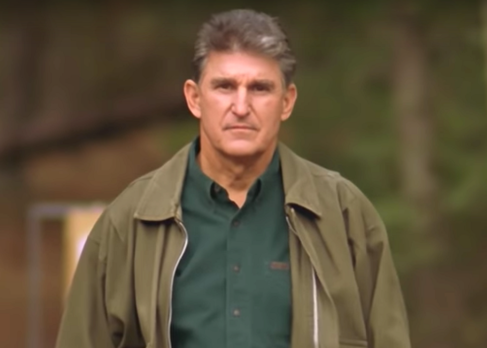 The Vexing Paradox of Joe Manchin: Why the Most Hated Senator in the Democratic Party Is Likely Headed for a Landslide Reelection