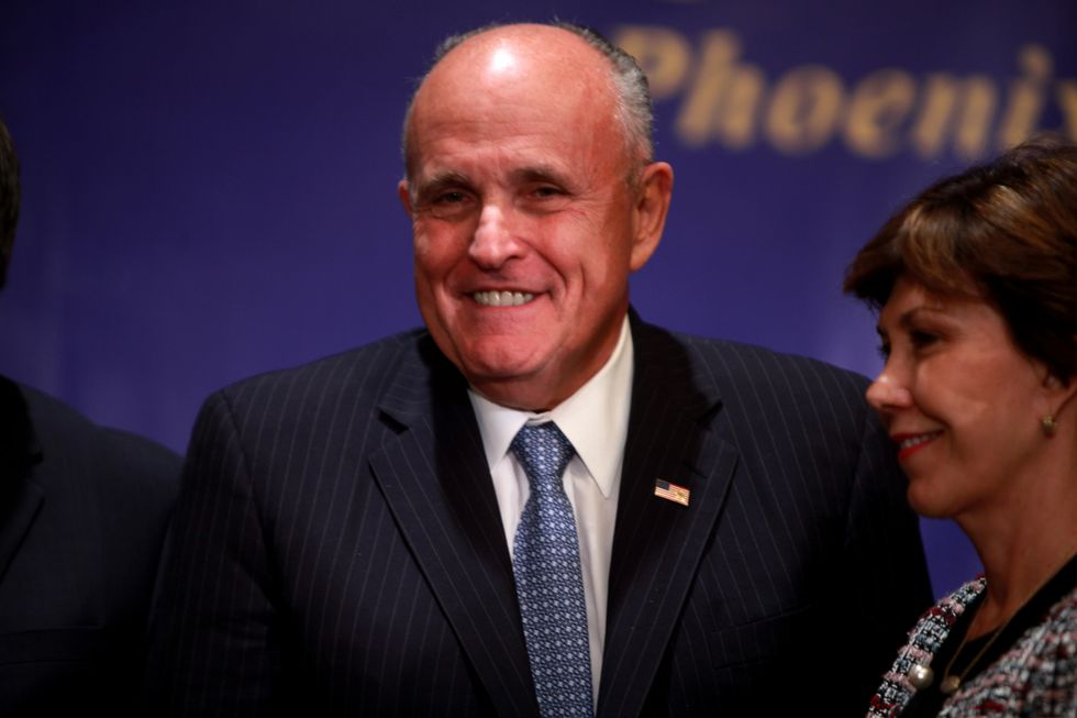 Rudy Giuliani's Repeated Travel to Russia and Former Soviet Countries While Serving as Trump's Unpaid Lawyer Is Raising Serious Questions