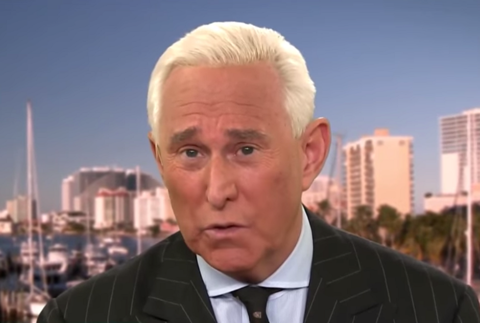Roger Stone Is Scrambling as Newly Revealed Emails Show He Sold Himself to Steve Bannon as a Conduit to WikiLeaks