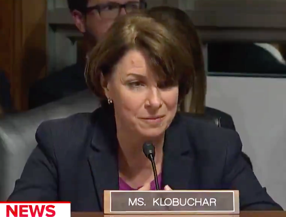 Kavanaugh Forced to Back Down After Aggressively Questioning Senator About Her Drinking to Deflect from His Own Past