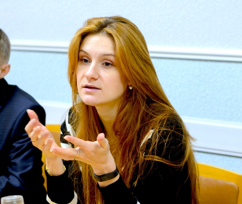 Accused Russian secret agent Maria Butina may be working to reach a plea agreement with prosecutors: report
