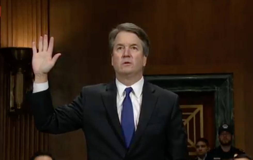 Here's the Biggest Lie that Brett Kavanaugh Kept Repeating About Christine Blasey Ford's Accusations