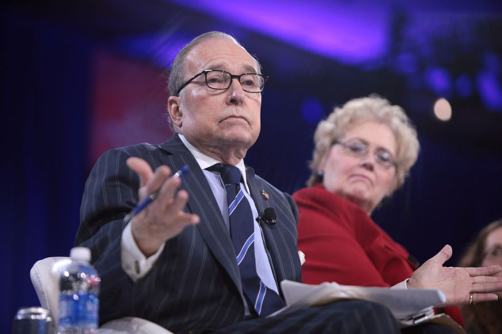 Trump's Chief Economic Adviser Actually Just Said He Thinks Having a National Minimum Wage Is a 'Terrible Idea'