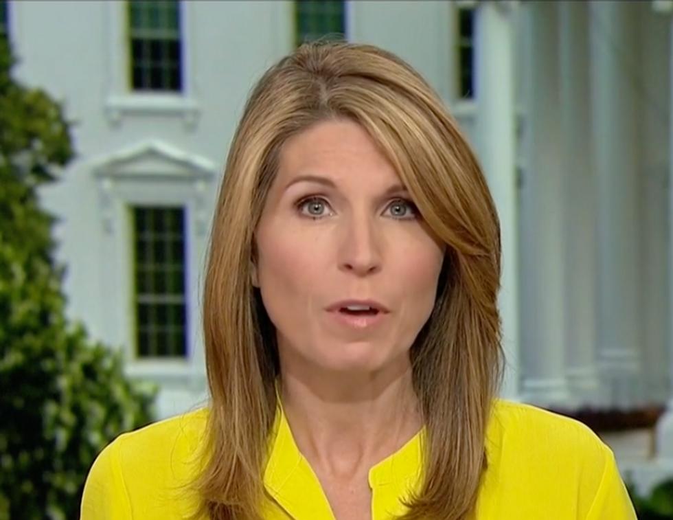 'Good God!' MSNBC's Nicolle Wallace Reacts in Disgust to Trump's Repugnant Claims About Puerto Rico