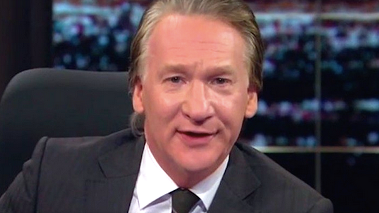 'We lost': HBO's Bill Maher breaks down how China is beating America -- at everything