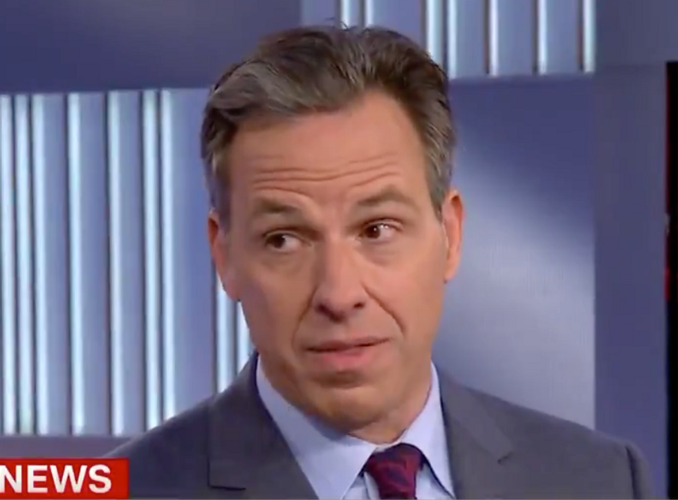 'They're Going to Make His Life a Living Hell': CNN's Jake Tapper Dismisses Trump's Ridiculous Celebration as Democrats Take the House