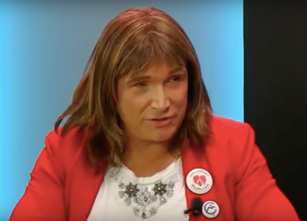 The Country Just Got Much Closer to Having Its First Transgender Governor