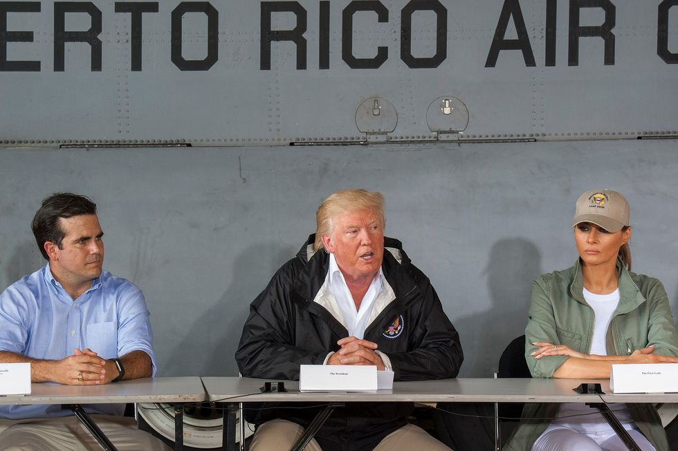 Trump considered selling Puerto Rico: Ex-DHS chief