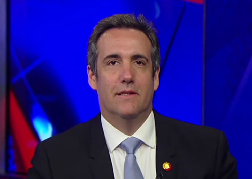 Trump's Ex-Lawyer Michael Cohen Has Reportedly Had More than 50 Hours of Interviews with Prosecutors: 'He's an Open Book'