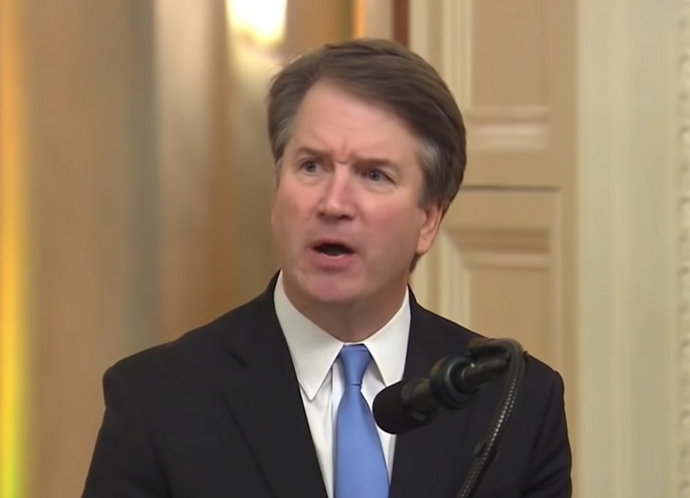 Allegations of Judicial Misconduct Against Brett Kavanaugh Were Just Referred to a Federal Appeals Court