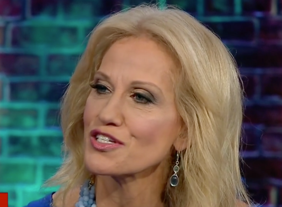 'I Can't Let You Say Things That Aren't True!': CNN's Chris Cuomo Spars with Kellyanne Conway in a Start-to-Finish Trainwreck of an Interview