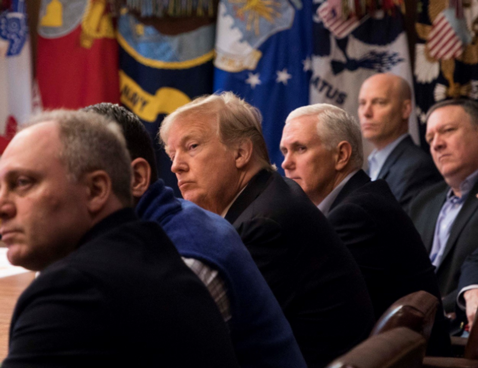 The Wall, the Shutdown, Mattis, Syria, Afghanistan  -  Trump ends 2018 with a tidal wave of incompetence