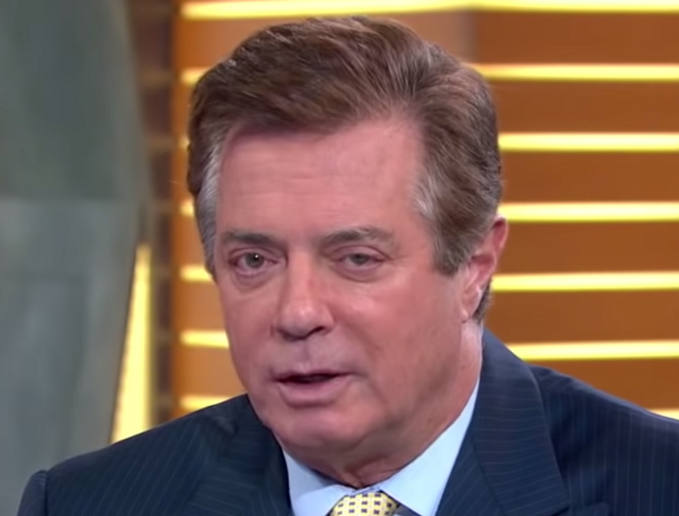 Here are the 5 things Paul Manafort has been lying to Robert Mueller about