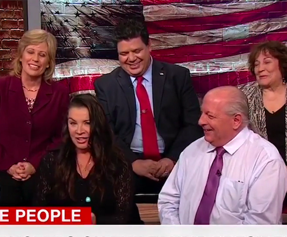 Regretful Trump Voters Explain Why They've Turned on 'the Dictator in White House': He's Surrounded 'Himself with Crooks'