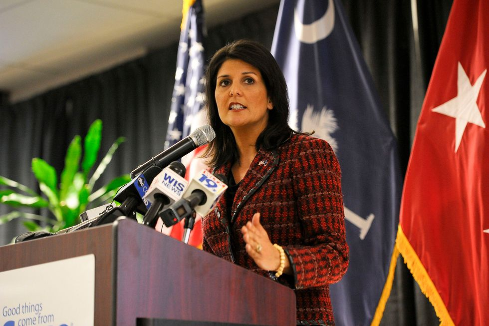 Nikki Haley Resigns as Ambassador to United Nations: Report