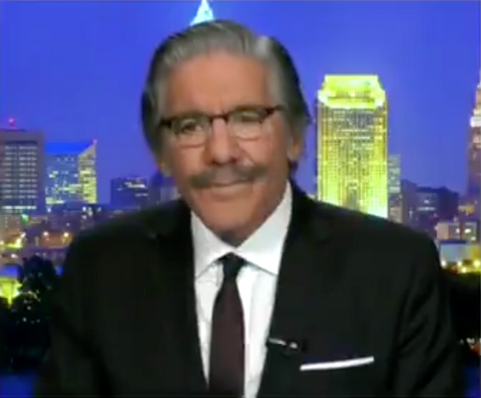 Fox News' Geraldo Rivera Slams His Network's Bigoted 'Spin' over the Mollie Tibbetts Killing: 'This Is Not an Immigration Story!'