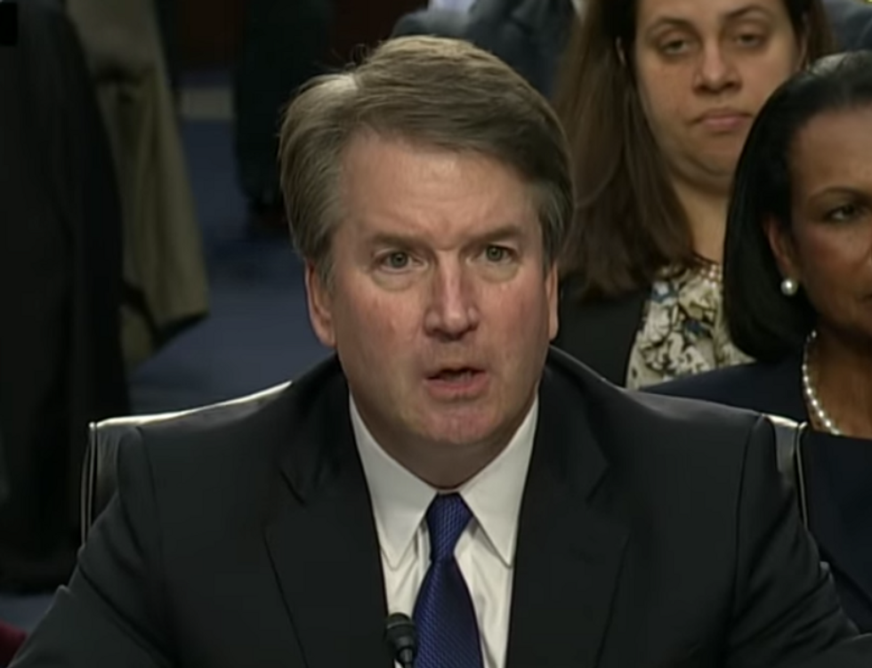 'He Should Clearly Be Impeached': Victim in Stolen Memos Case Tied to Brett Kavanaugh Says the Nominee Perjured Himself
