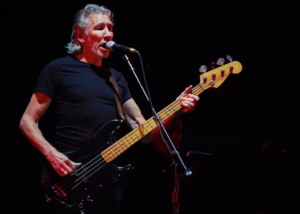 Here's Why Roger Waters Is Using His Tour to Urge Voters to Oppose Far-Right Brazilian Presidential Candidate Jair Bolsonaro