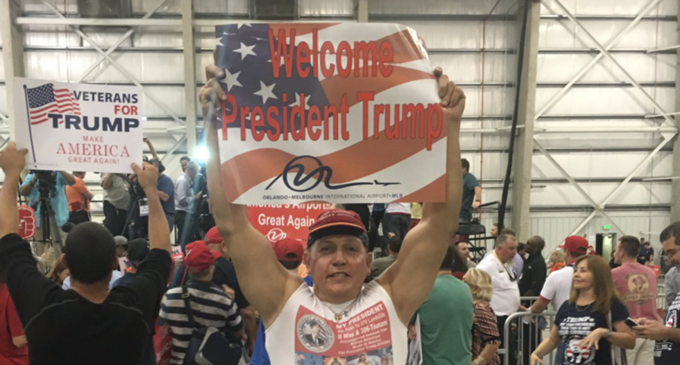 Here's What We Know About Cesar Altieri Sayoc  -  The Bomb Suspect with a Virulent, Pro-Trump Social Media Presence