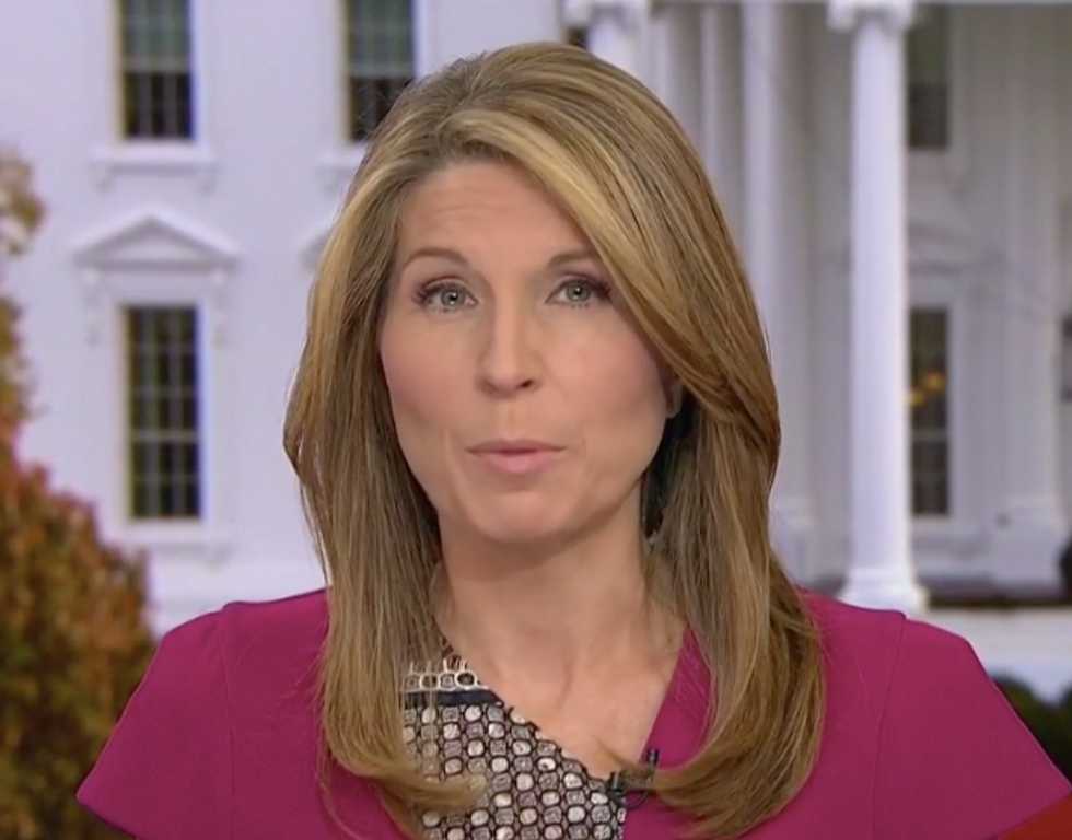 MSNBC's Nicolle Wallace Explains How Two Breakout Democratic Candidates Have 'Out-Trumped Trump'
