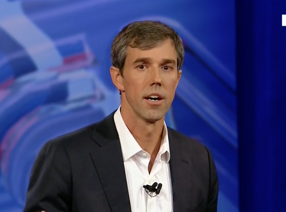 Beto O'Rourke Just Gave Democrats' Best Answer Yet on Whether Congress Should Vote to Impeach Trump