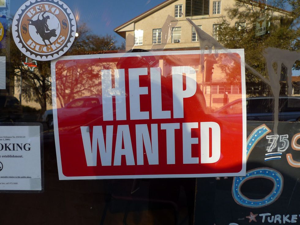 Help Wanted: Here's Why America's Labor Force Is Still Struggling  -  While Corporate Profits are Going Gangbusters
