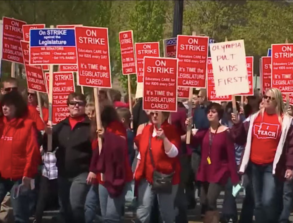 A Growing Number of Americans Are Interested in Joining Unions