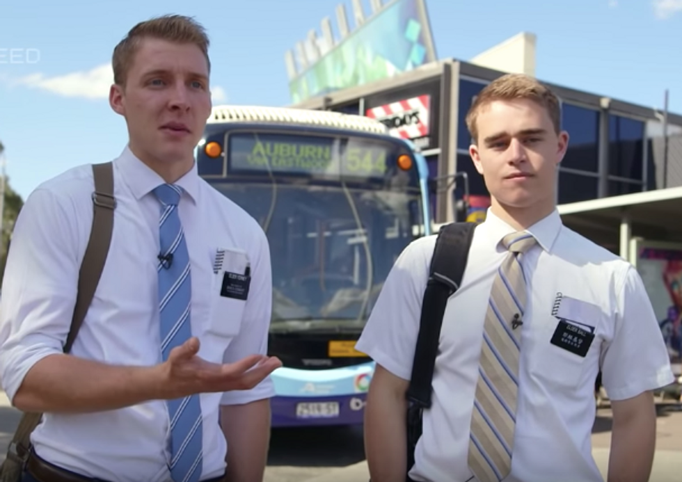 Mormons Claim Utah Marijuana Ballot Initiative Violates Their Religious Freedom