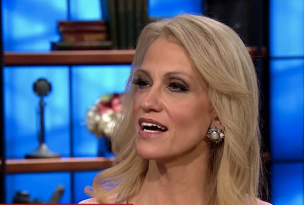 Kellyanne Conway gets defensive and confrontational when pressed on coronavirus response failures