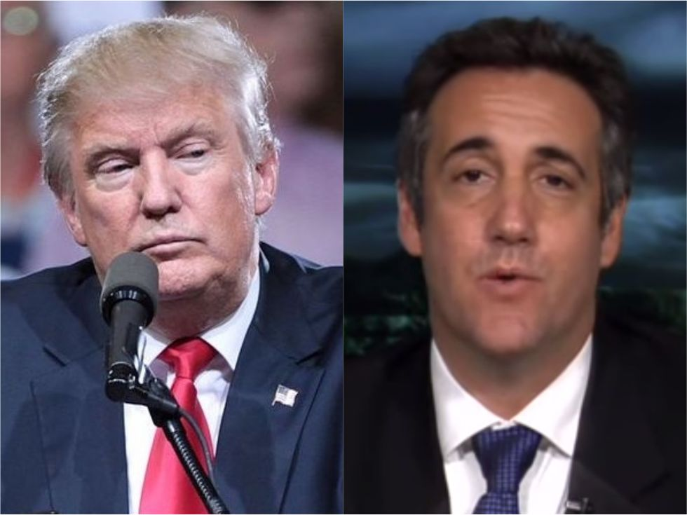 Federal Prosecutors Have Evidence Trump Was Directly Involved in Michael Cohen's Criminal Hush Money Payments: Report