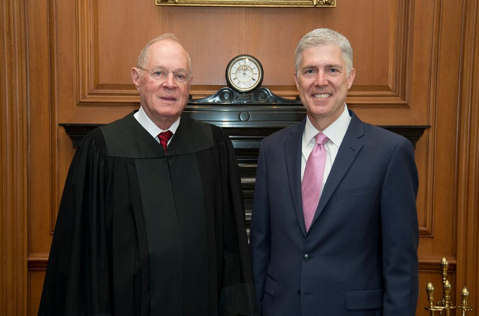 Conservative writer: For anti-gay zealots, Neil Gorsuch has gone from being a 'Trumpist clarion call' to the 'incubus that haunts their dreams'