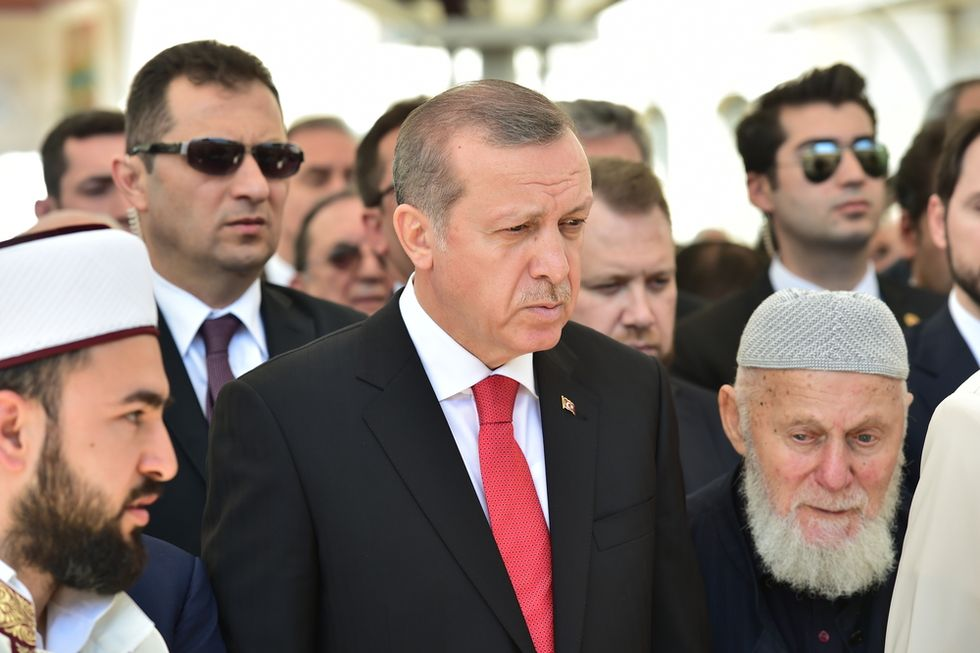 How Turkey's Crisis Might Fracture NATO