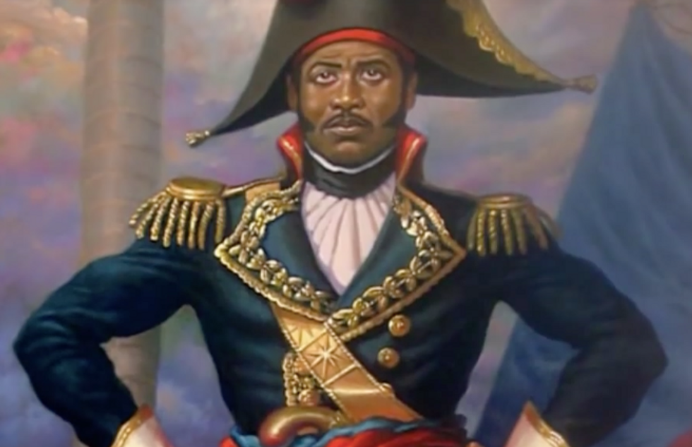 Meet Haiti's Founding Father  - His Black Revolution Was Too Radical for Thomas Jefferson