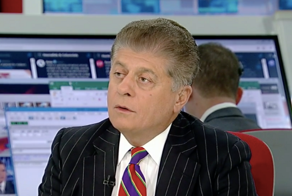 Fox News' Shep Smith and Judge Napolitano Explain Why Trump Must Fear Democrats Taking the House