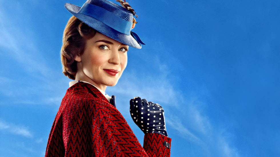 Mary Poppins Can't Return Fast Enough: An Adult In the Room Is the Best Fantasy of 2018