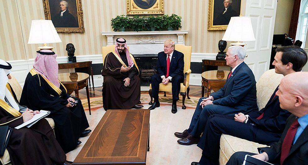 Saudi Arabia beheaded 37 dissidents last month — and U.S. media called them 'terrorists'