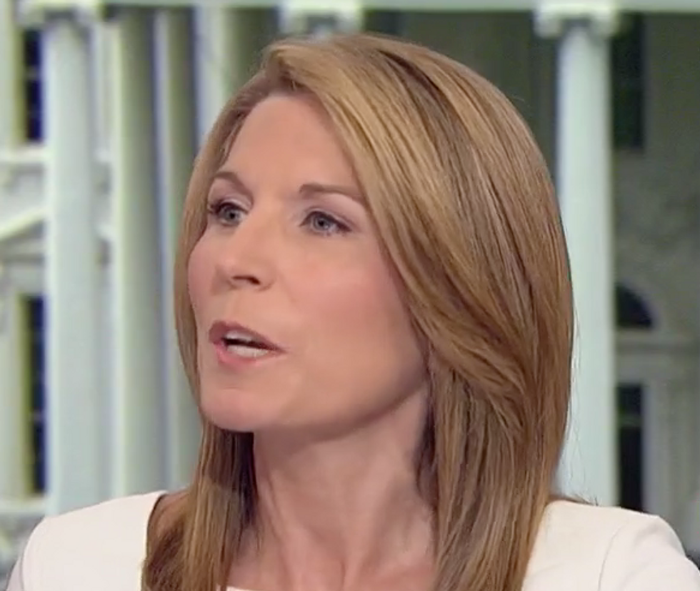 'I'm Just Disgusted!': MSNBC's Nicolle Wallace Unleashes Her Outrage About Trump's Self-Serving Meeting with Kanye During Multiple National Crises
