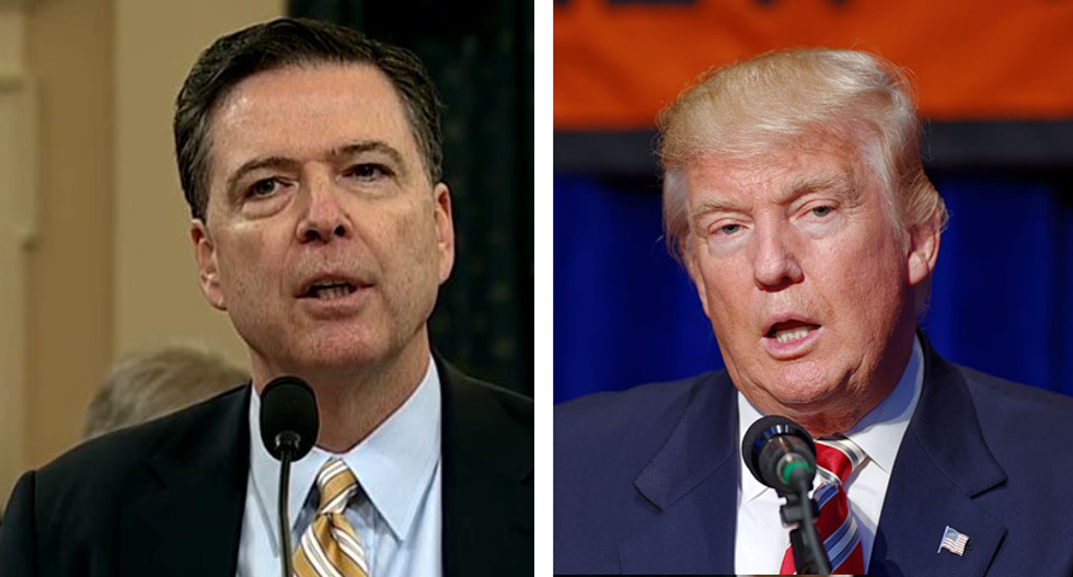 Pulitzer Prize-winning reporter explains why the walls are closing in on Trump: He 'shot himself in the foot by firing Comey'