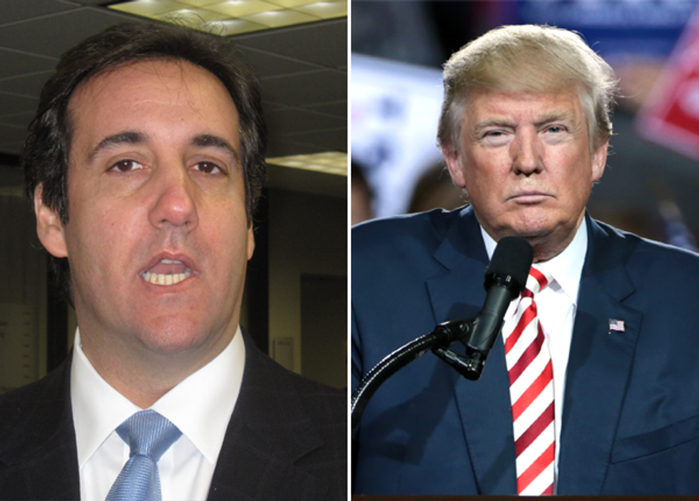 Michael Cohen sentenced to 36 months in jail for hush money scheme with Trump