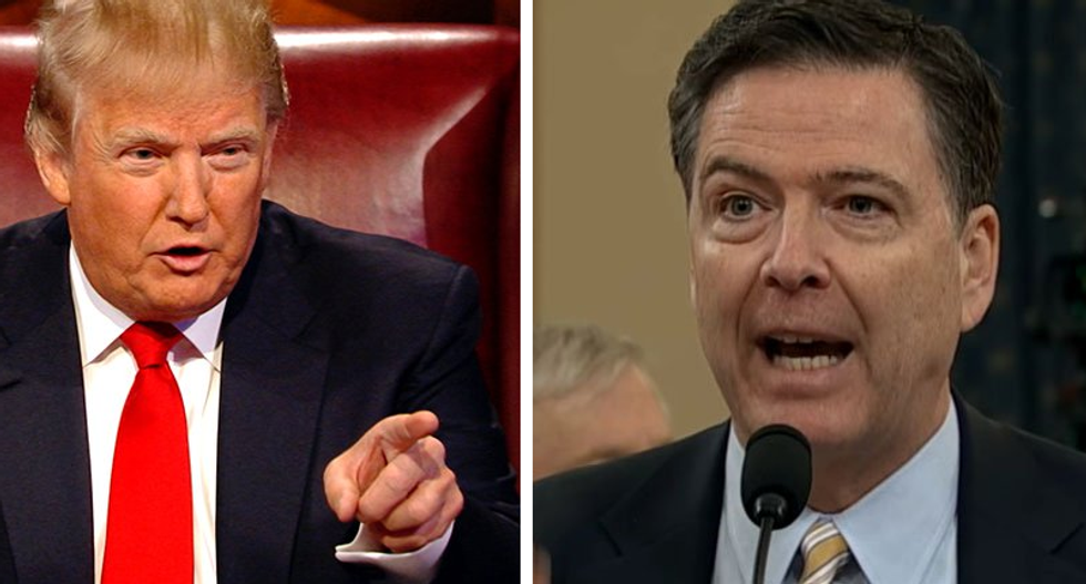 Former FBI Director James Comey Urges Americans to Reject President Trump's 'Lying, Misogyny, Racism' in Epic New York Times Op-Ed