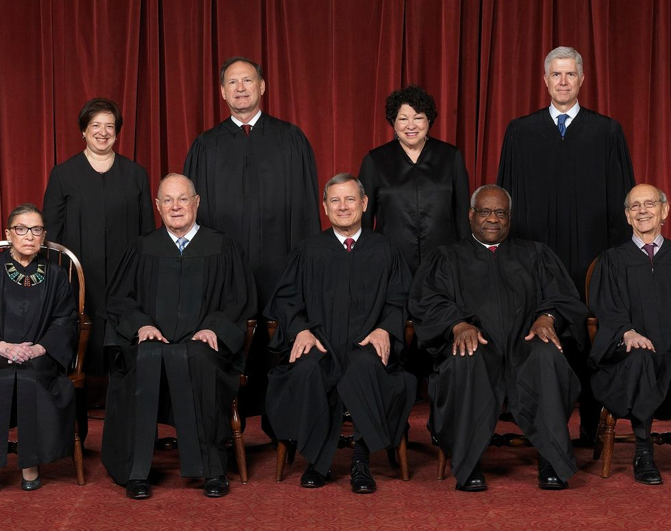 The Supreme Court Just Imperiled an At-Risk Senate Democrat's Re-Election  -  Here's What You Should Know