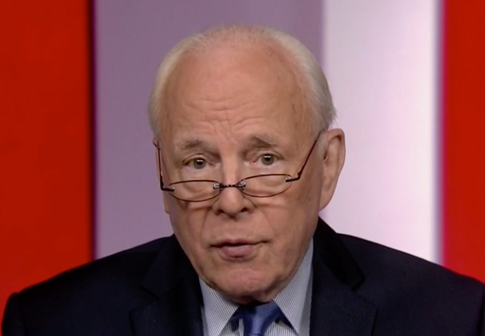 Former Nixon Lawyer John Dean Say Michael Cohen's Attorney Is Probing Him About How Watergate Unfolded